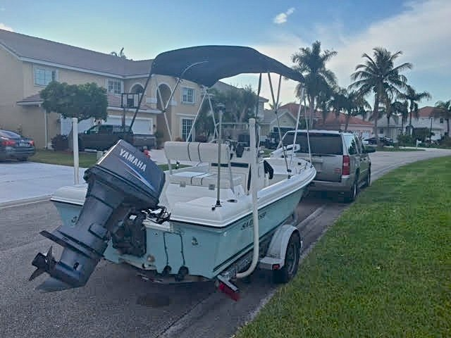Thumbnail 4 for Used 2004 Sailfish 174 Center Console boat for sale in West Palm Beach, FL