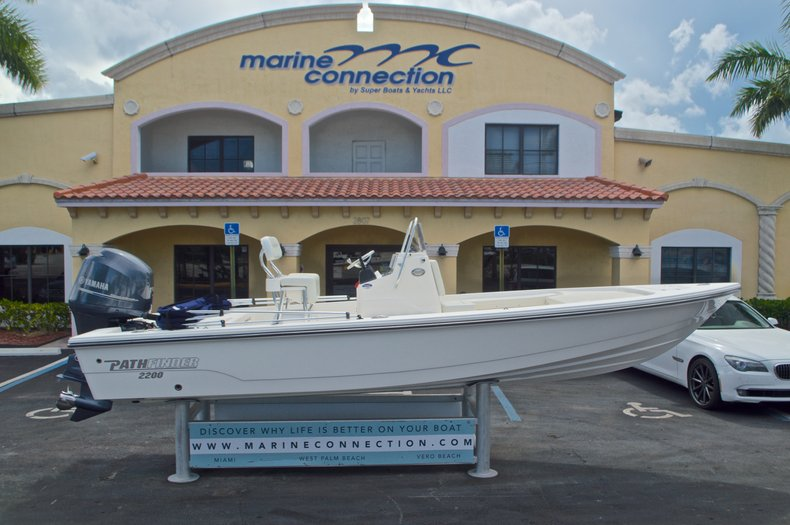 Thumbnail 9 for Used 2013 Pathfinder 2200 TRS Bay Boat boat for sale in West Palm Beach, FL