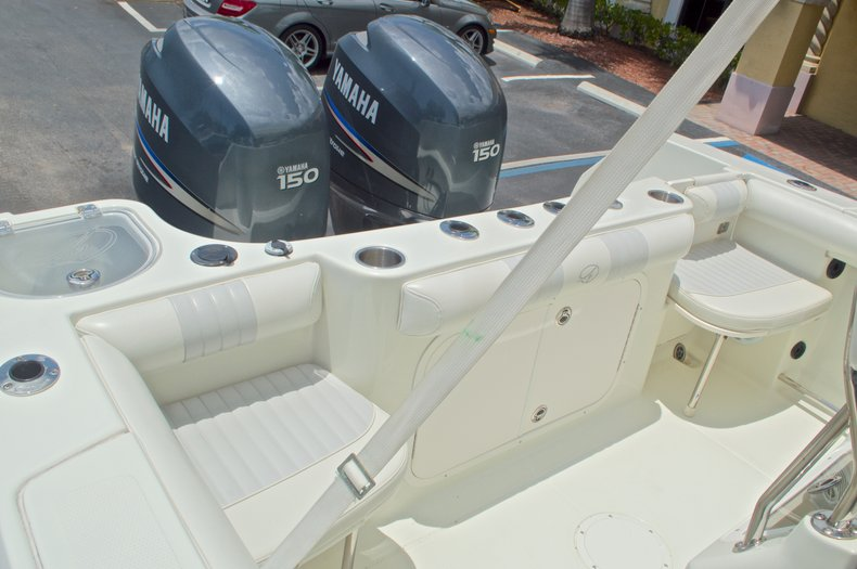 Thumbnail 13 for Used 2007 Sailfish 2360 CC Center Console boat for sale in West Palm Beach, FL
