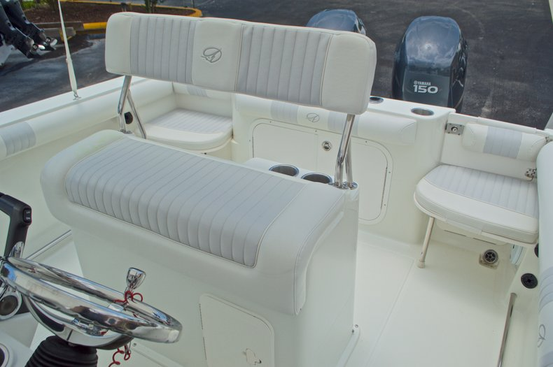 Thumbnail 23 for Used 2007 Sailfish 2360 CC Center Console boat for sale in West Palm Beach, FL
