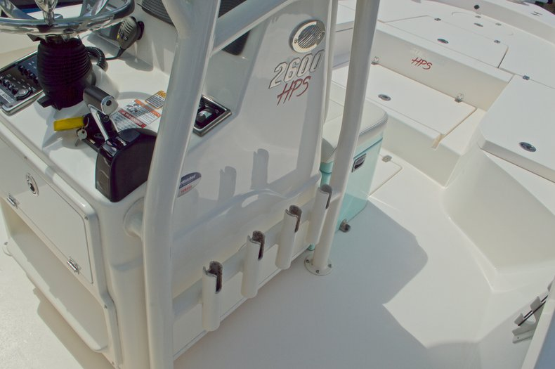 Thumbnail 54 for Used 2014 Pathfinder 2600 HPS Bay Boat boat for sale in West Palm Beach, FL