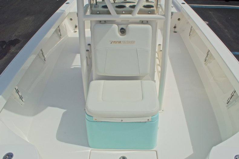 Thumbnail 58 for Used 2014 Pathfinder 2600 HPS Bay Boat boat for sale in West Palm Beach, FL