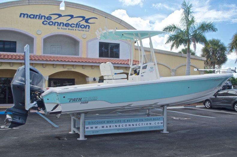 Used 2014 Pathfinder 2600 Hps Bay Boat Boat For Sale In