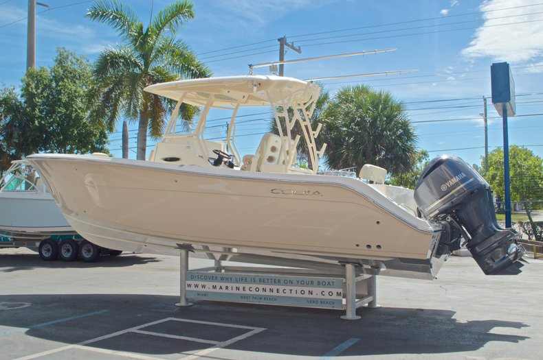 Thumbnail 7 for New 2016 Cobia 296 Center Console boat for sale in West Palm Beach, FL