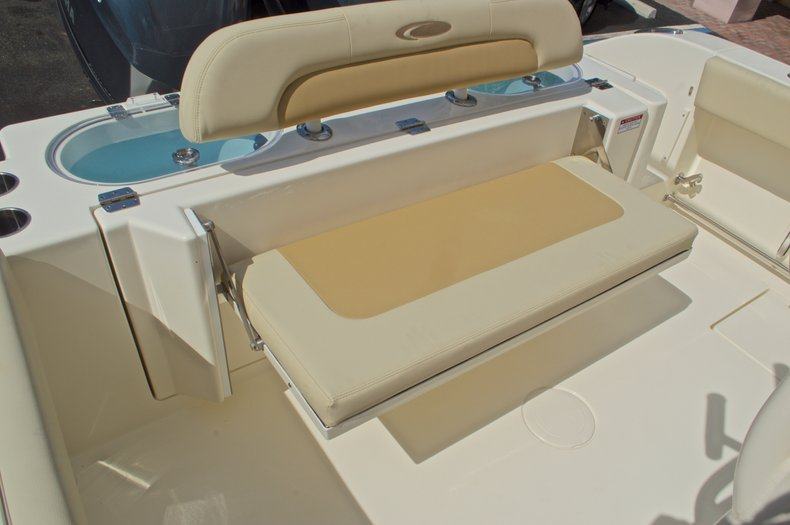 Thumbnail 15 for New 2016 Cobia 296 Center Console boat for sale in West Palm Beach, FL