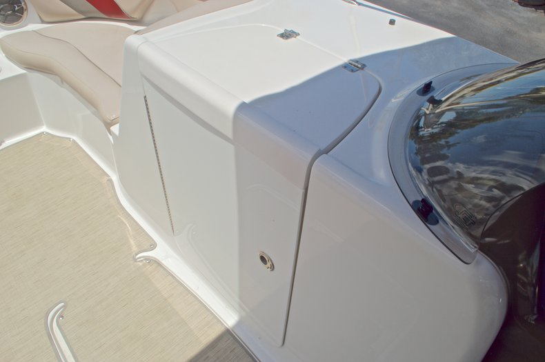 Thumbnail 33 for Used 2014 Hurricane SunDeck Sport SS 220 OB boat for sale in West Palm Beach, FL
