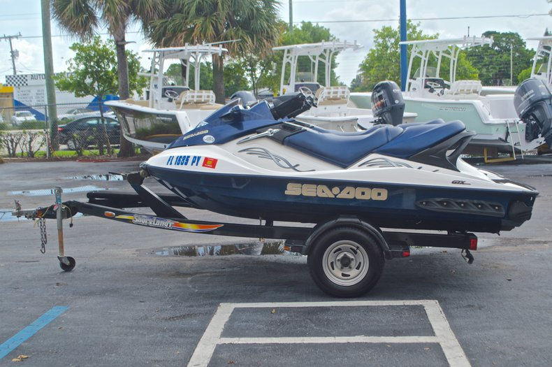 Thumbnail 4 for Used 2005 Sea-Doo GTX 4-Tec boat for sale in West Palm Beach, FL