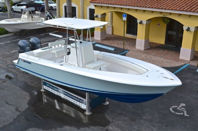 Used Contender 23 Tournament Center Console For Sale