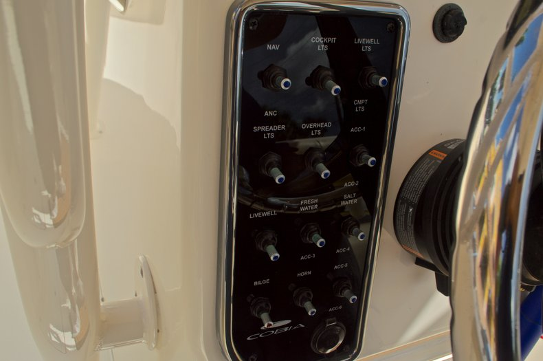 Thumbnail 49 for Used 2014 Cobia 256 Center Console boat for sale in West Palm Beach, FL