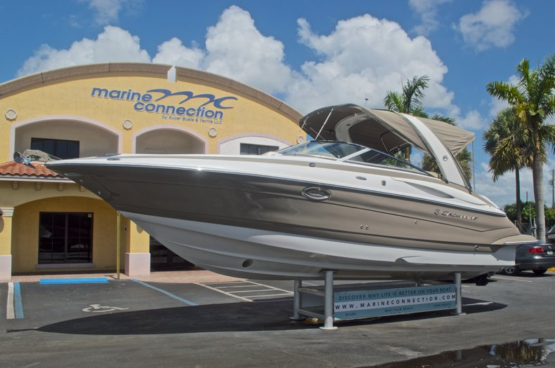 Thumbnail 10 for Used 2009 Crownline 300 LS boat for sale in West Palm Beach, FL