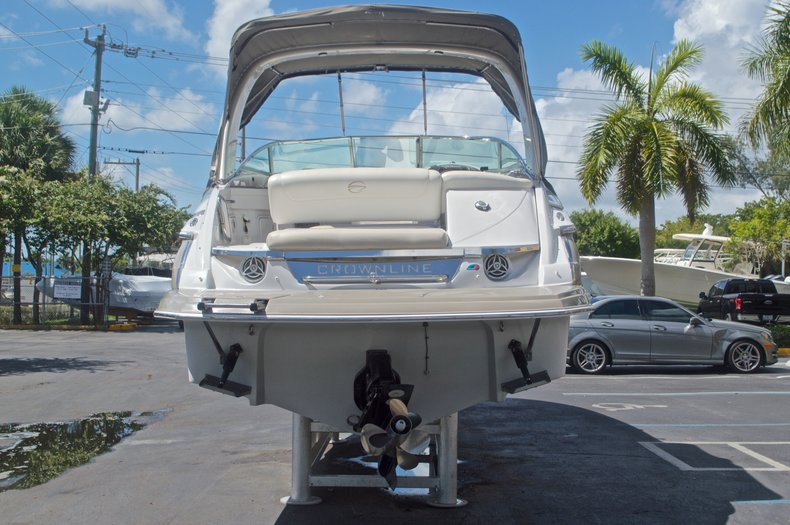 Thumbnail 3 for Used 2009 Crownline 300 LS boat for sale in West Palm Beach, FL