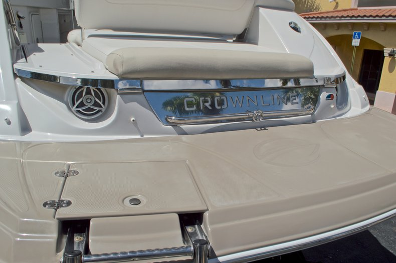 Thumbnail 12 for Used 2009 Crownline 300 LS boat for sale in West Palm Beach, FL