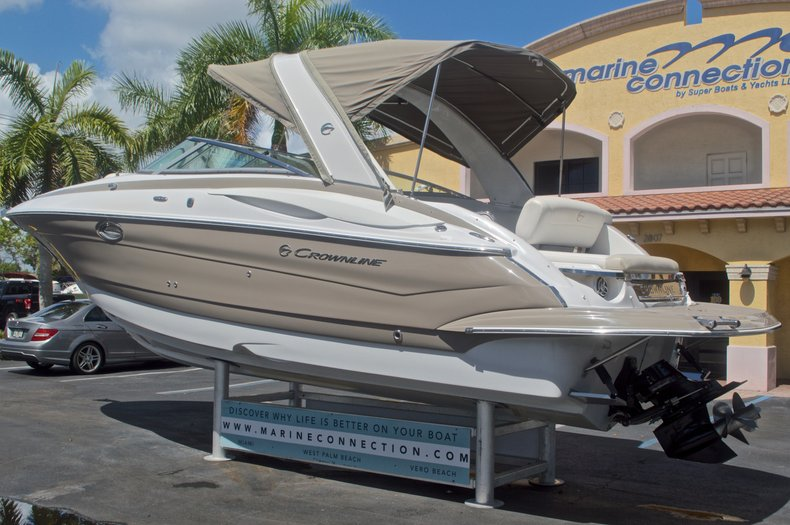 Thumbnail 1 for Used 2009 Crownline 300 LS boat for sale in West Palm Beach, FL
