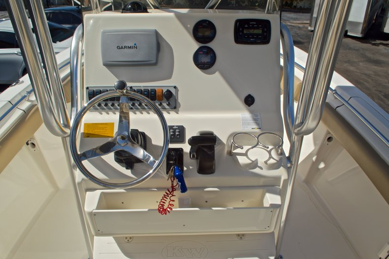 Thumbnail 39 for Used 2014 Key West 219 FS Center Console boat for sale in West Palm Beach, FL