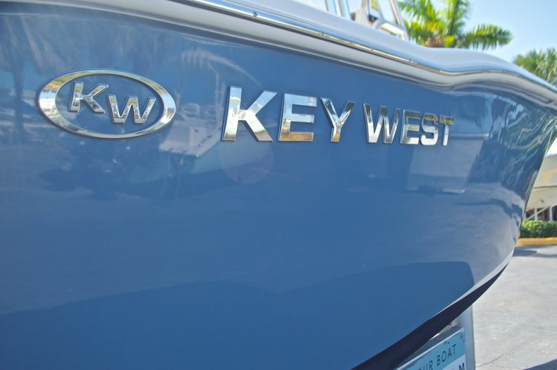 Thumbnail 16 for Used 2014 Key West 219 FS Center Console boat for sale in West Palm Beach, FL