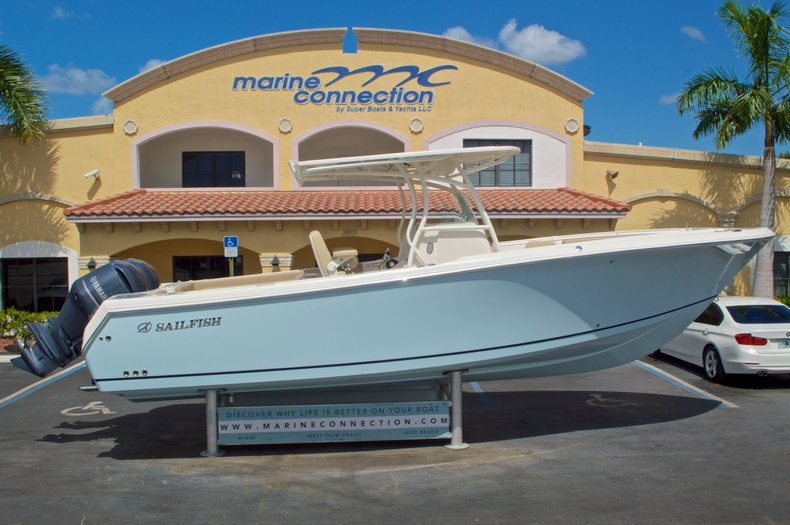 New 2017 Sailfish 290 CC Center Console boat for sale in West Palm Beach, FL