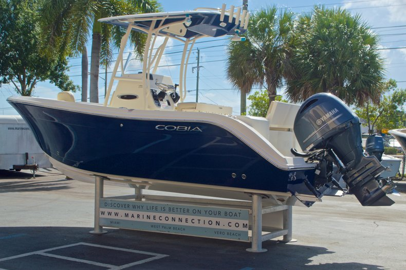 Thumbnail 6 for New 2017 Cobia 220 Center Console boat for sale in West Palm Beach, FL