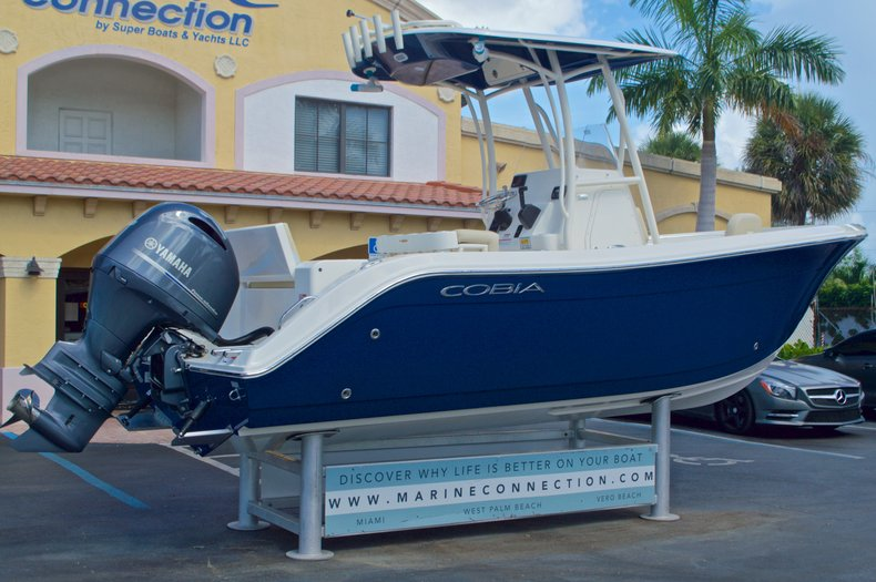 New 2017 Cobia 220 Center Console Boat For Sale In West