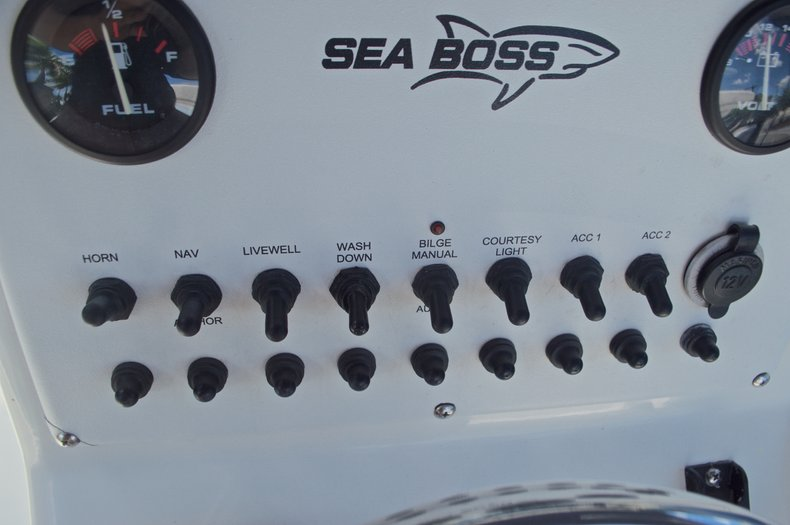 Thumbnail 26 for Used 2006 Sea Boss 190 Center Console boat for sale in West Palm Beach, FL