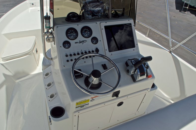 Thumbnail 22 for Used 2006 Sea Boss 190 Center Console boat for sale in West Palm Beach, FL
