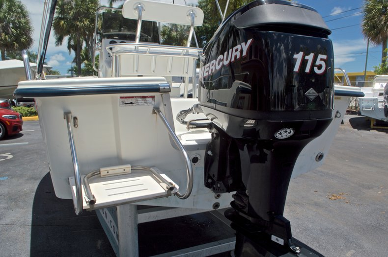 Thumbnail 8 for Used 2006 Sea Boss 190 Center Console boat for sale in West Palm Beach, FL