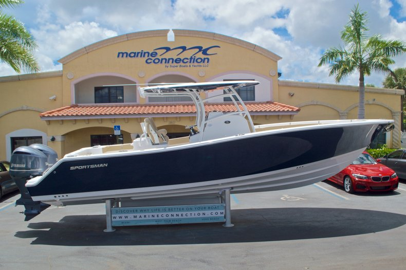 New 2017 Sportsman Open 312 Center Console boat for sale in West Palm Beach, FL