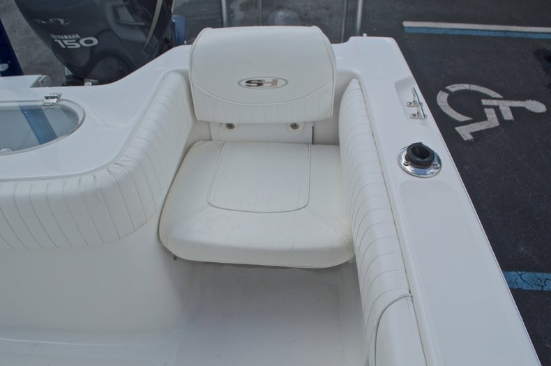 Thumbnail 22 for Used 2009 Sea Hunt 207 Triton boat for sale in West Palm Beach, FL