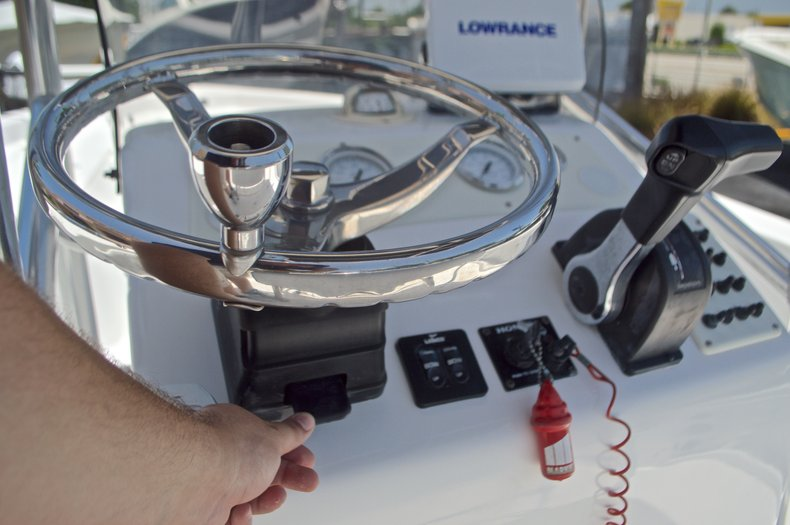 Thumbnail 42 for Used 2005 Sea Chaser 245 Bay Runner LX boat for sale in West Palm Beach, FL