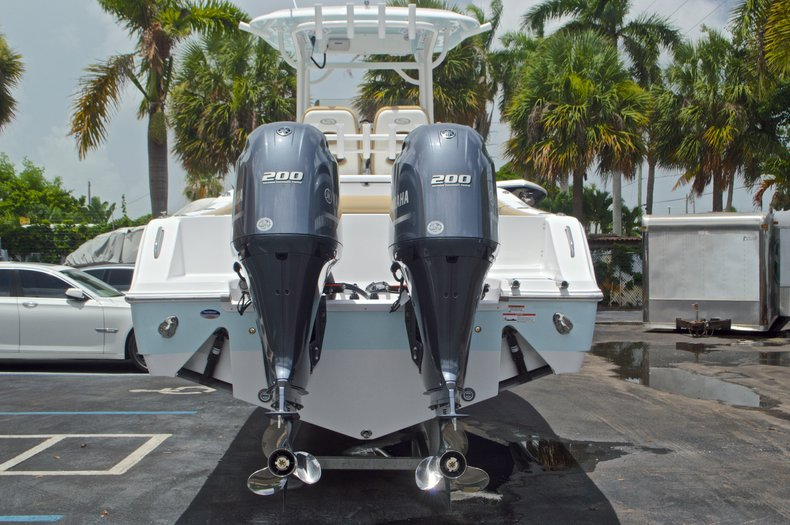 Thumbnail 8 for New 2017 Sportsman Open 282 Center Console boat for sale in West Palm Beach, FL
