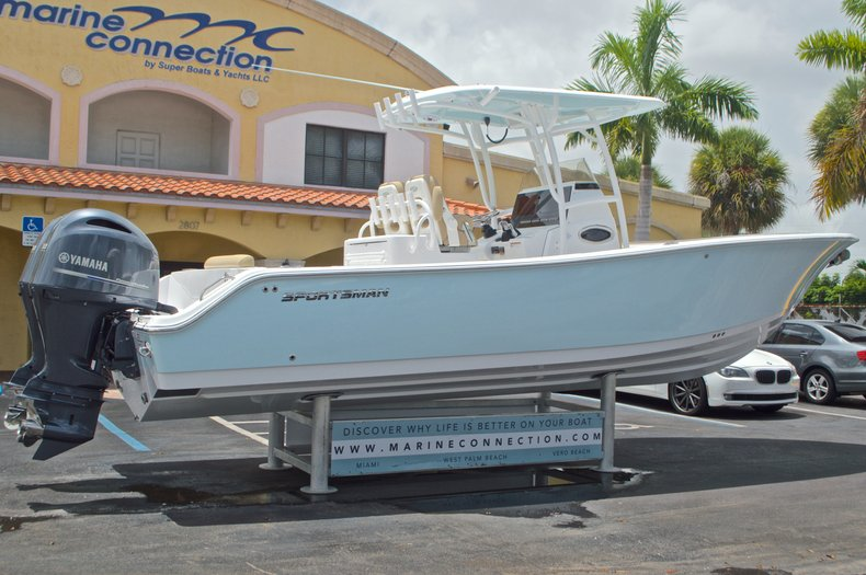 Thumbnail 9 for New 2017 Sportsman Open 282 Center Console boat for sale in West Palm Beach, FL