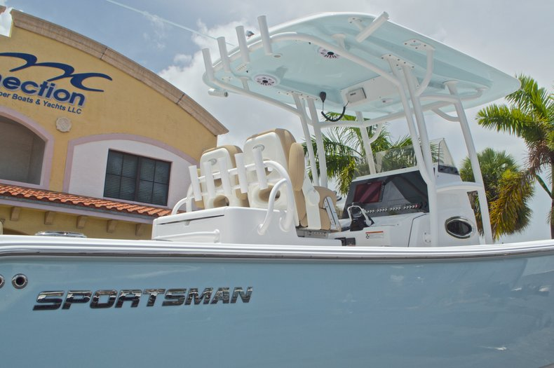 Thumbnail 12 for New 2017 Sportsman Open 282 Center Console boat for sale in West Palm Beach, FL