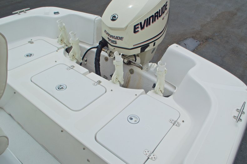 Thumbnail 9 for Used 2008 Carolina Skiff 198DLV boat for sale in West Palm Beach, FL