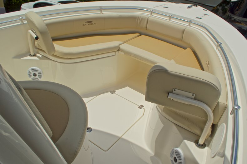 Thumbnail 43 for New 2017 Cobia 237 Center Console boat for sale in West Palm Beach, FL