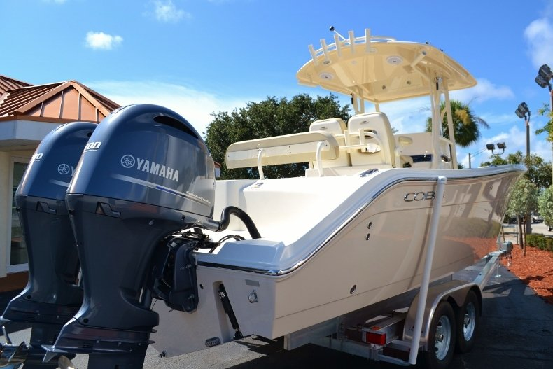 Thumbnail 4 for New 2017 Cobia 277 Center Console boat for sale in West Palm Beach, FL