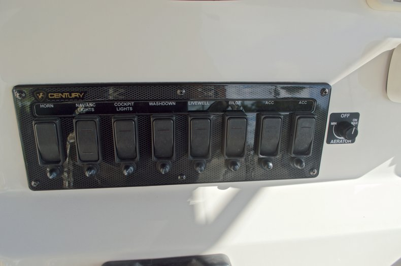 Thumbnail 31 for Used 2007 Century 2001 Center Console boat for sale in West Palm Beach, FL