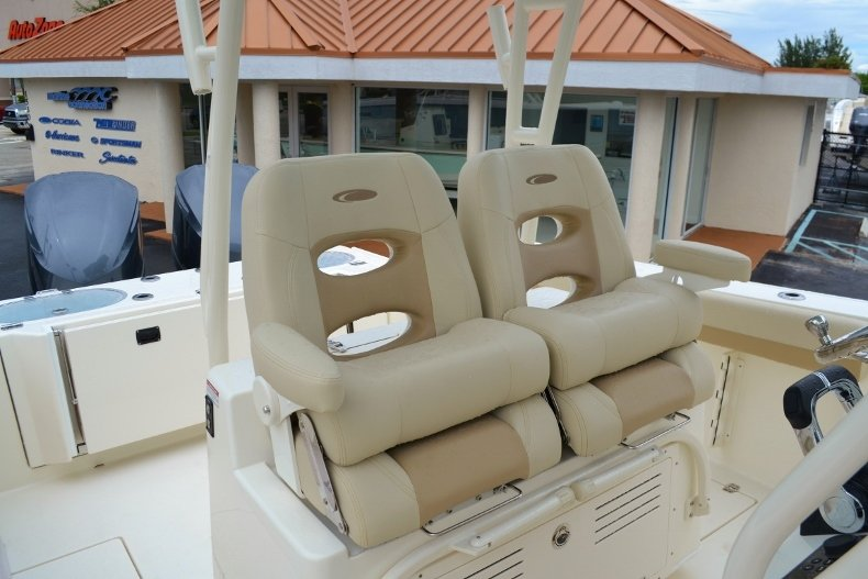 Thumbnail 12 for New 2017 Cobia 296 Center Console boat for sale in West Palm Beach, FL