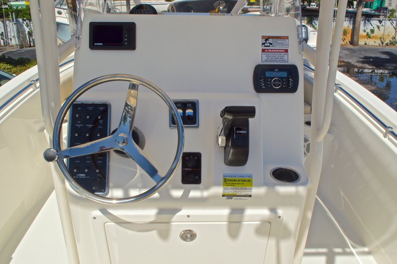 Thumbnail 24 for New 2017 Cobia 201 Center Console boat for sale in West Palm Beach, FL