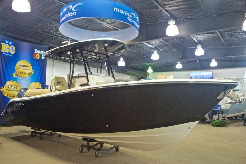 Thumbnail 3 for New 2017 Cobia 261 Center Console boat for sale in West Palm Beach, FL