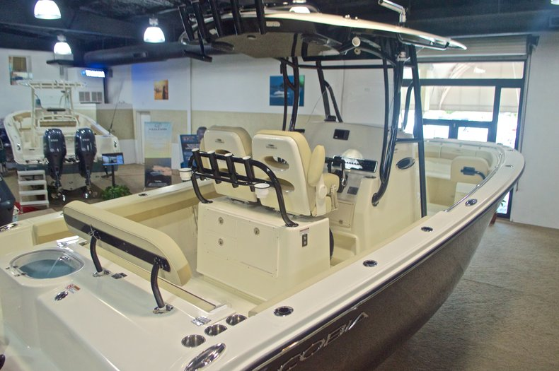 Thumbnail 7 for New 2017 Cobia 261 Center Console boat for sale in West Palm Beach, FL