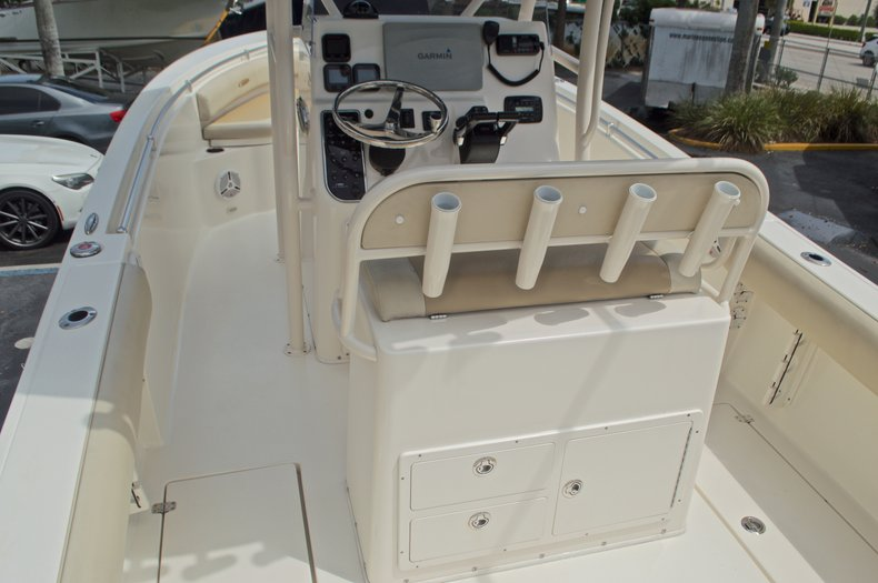 Thumbnail 11 for Used 2014 Cobia 237 Center Console boat for sale in West Palm Beach, FL