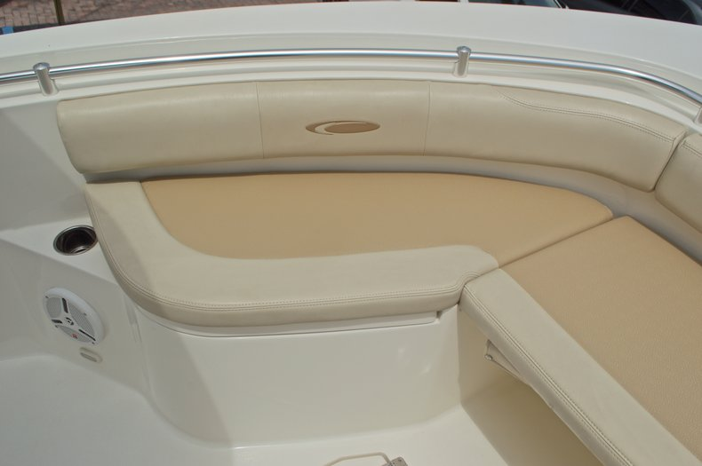 Thumbnail 52 for Used 2014 Cobia 237 Center Console boat for sale in West Palm Beach, FL