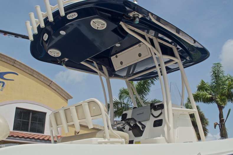 Thumbnail 10 for Used 2014 Cobia 237 Center Console boat for sale in West Palm Beach, FL