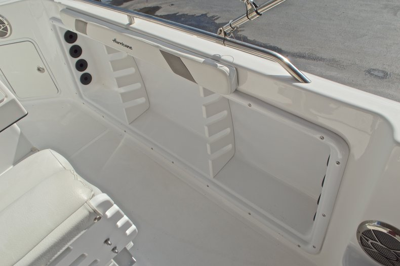 Thumbnail 25 for Used 2014 Hurricane Sundeck Sport SS 231 OB boat for sale in West Palm Beach, FL