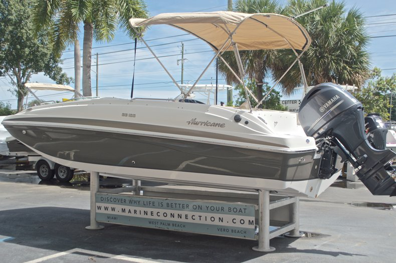 Image 5 for 2017 Hurricane SunDeck Sport SS 188 OB in West Palm Beach, FL