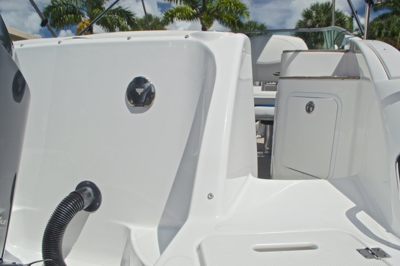 Thumbnail 13 for Used 2013 Hurricane SunDeck SD 2400 OB boat for sale in West Palm Beach, FL
