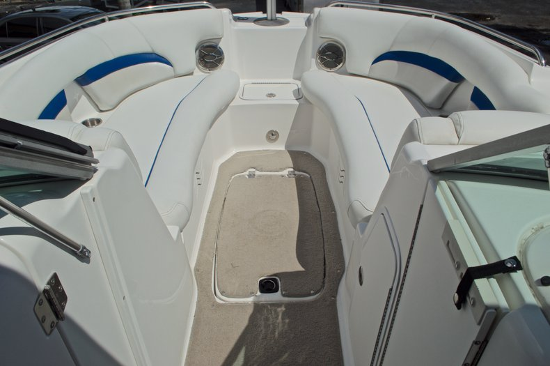 Thumbnail 47 for Used 2013 Hurricane SunDeck SD 2400 OB boat for sale in West Palm Beach, FL