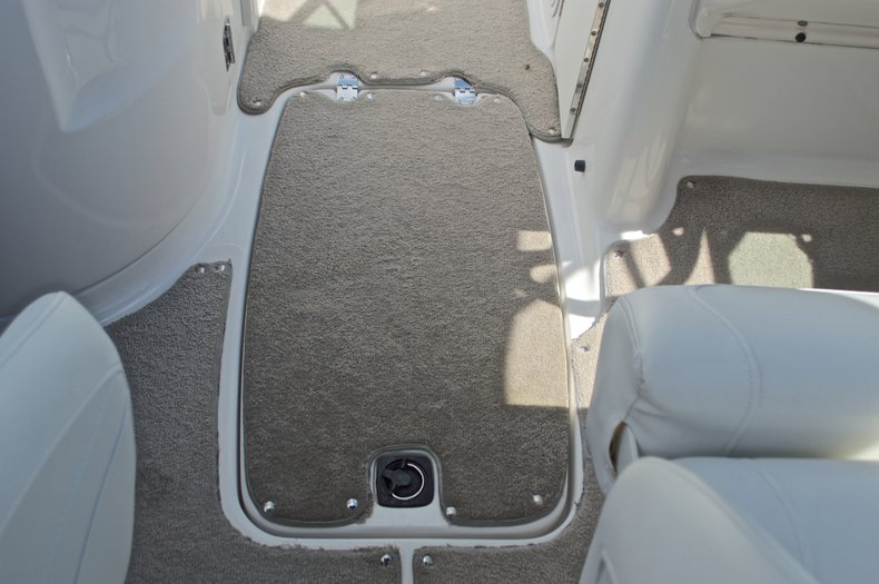 Thumbnail 45 for Used 2013 Hurricane SunDeck SD 2400 OB boat for sale in West Palm Beach, FL