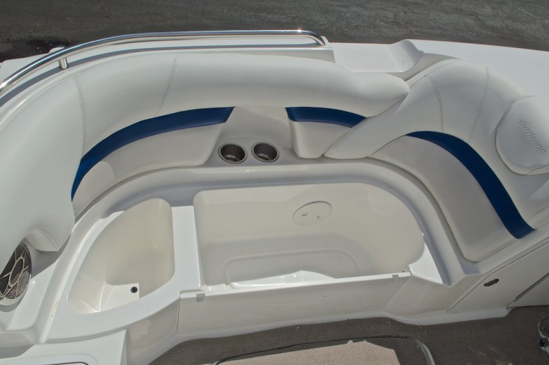 Thumbnail 57 for Used 2013 Hurricane SunDeck SD 2400 OB boat for sale in West Palm Beach, FL