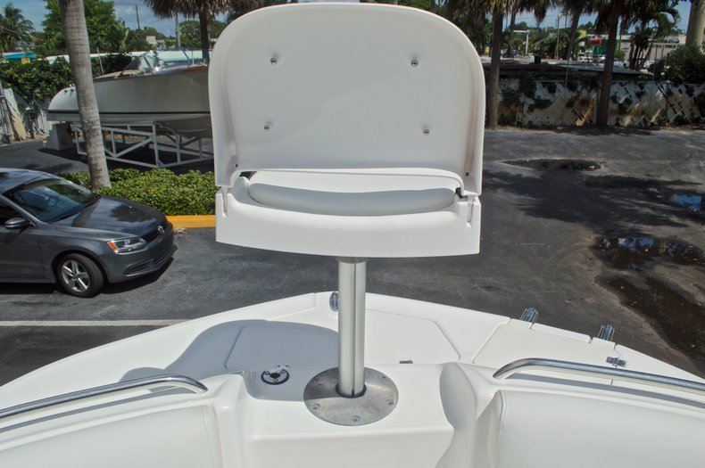 Thumbnail 58 for Used 2013 Hurricane SunDeck SD 2400 OB boat for sale in West Palm Beach, FL