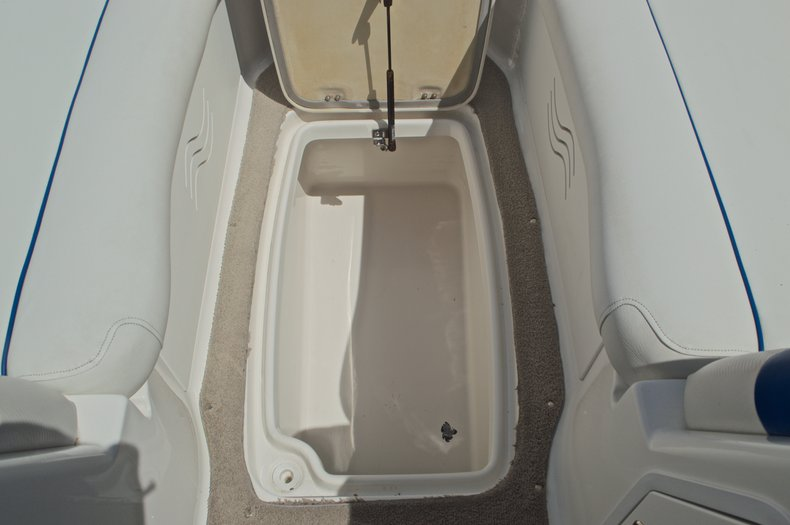Thumbnail 49 for Used 2013 Hurricane SunDeck SD 2400 OB boat for sale in West Palm Beach, FL